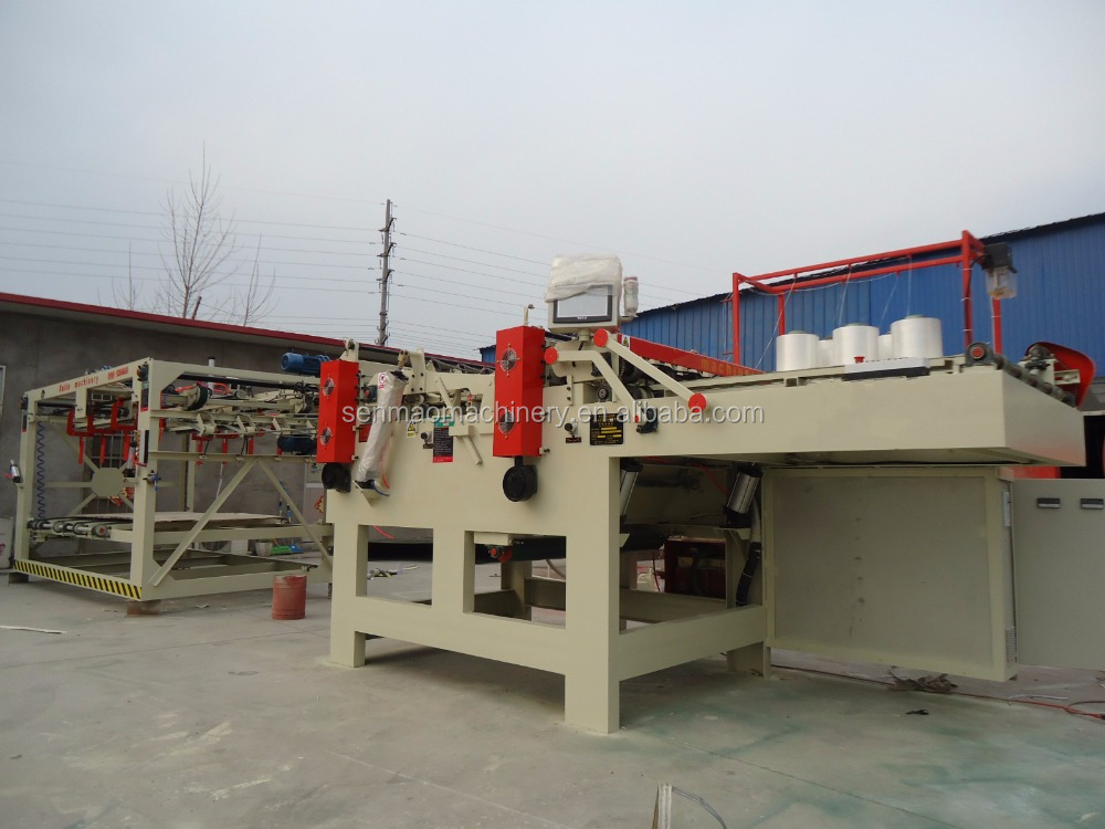 Automatic plywood assemble line with one labor/Linyi Automatic plate machine/Splicing machine