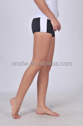 2015 wholesale color mixed hot compression sports shorts