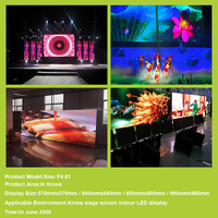 outdoor ph20 module video function dance floor stage screen led cultural display