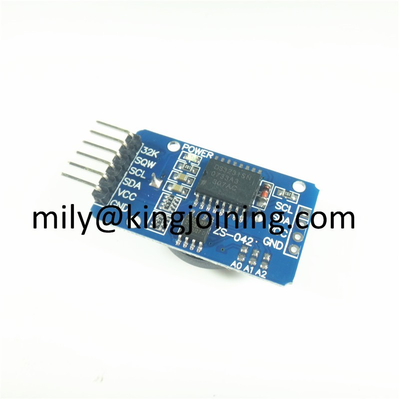 Low price KJ152 DS3231 I2C Real Time Clock Module AT24C32 with Battery