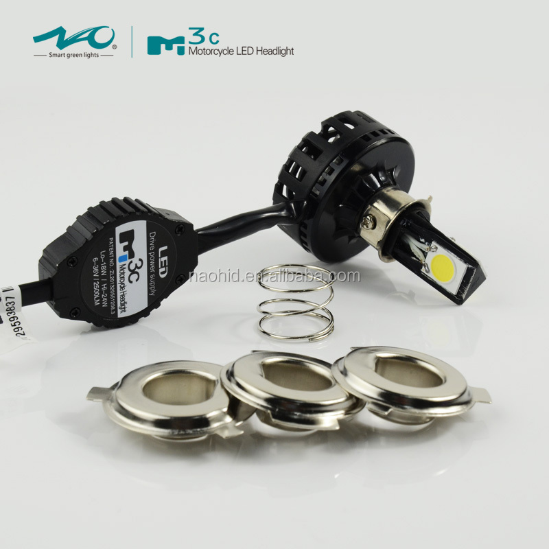 Factory supply 24W M3c 2500LM led strip light for motorcycle