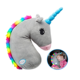 Safety Belt Protector Unicorn Car Seatbelt Pillow Vehicle Shoulder Pads Cushion for Kids