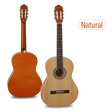 Wholesale Aiersi Custom Brands factory price Colorful classical guitar