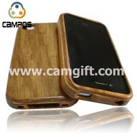 for iPhone 4g wooden case, made of zebra wood