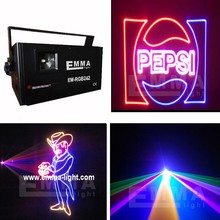 2w Cartoon Laser Light,Color Laser Light,Full Color Laser Projector/Special RGB Laser Light