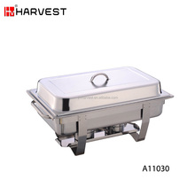 ECONOMY AND GOOD QUALITY STAINLESS STEEL 201 9L BUFFET CHAFING DISH