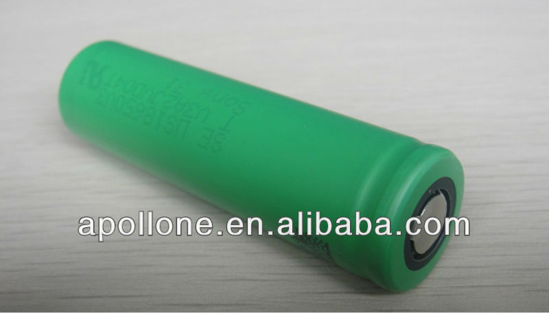 rechargeable 18650 Li ion cells for E-bike