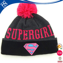 fashion woman knit winter hat for sale