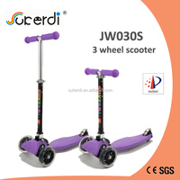 Factory produced 3 wheel scooter for sale kids scooter