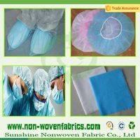 High Quality Disposable List of Disposable Products Nonwoven Fabric Raw Material