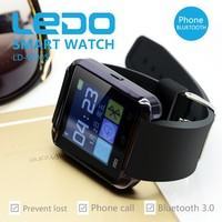 2015 New products smart watch premium u8 bluetooth smart watch cheapest price
