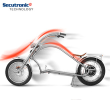 Retail Online Sale New Classic Electro Electronic Motorbike Chopper Electric Motorcycle