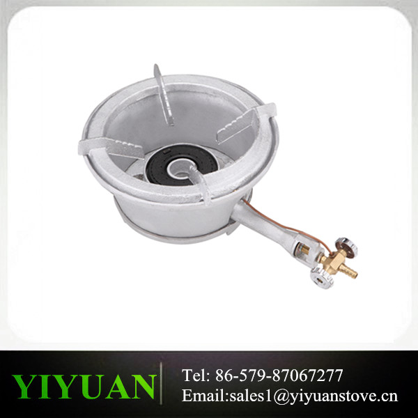 ZY SFTL-01 cast iron industrial gas burner cooktop