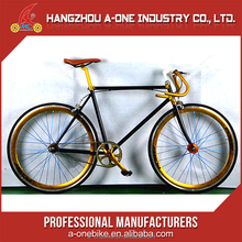 Wholesale Glow In The Dark Bicycle Fixed Gear Bike With Belt