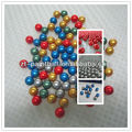 China's manufactory tournament paintball balls ,no poison ,taste and pollution