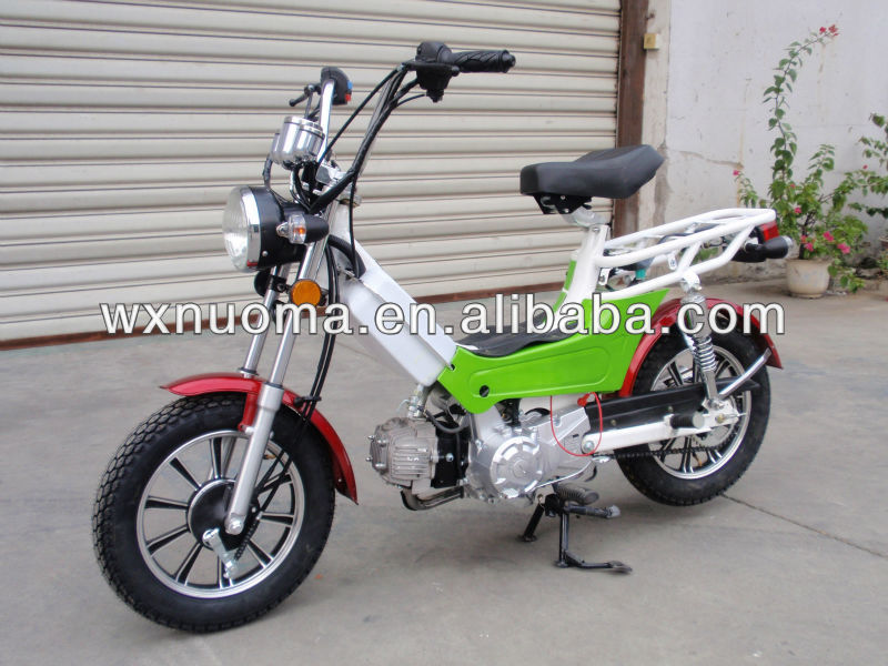 stable performance cheap 39cc gas moped mini motorcycles NM08-2