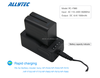 Quick charger 100~240V Input 8.4V output camcorder battery charger newest model