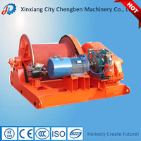 Easy Operating Electric Runva Winch with Best Price