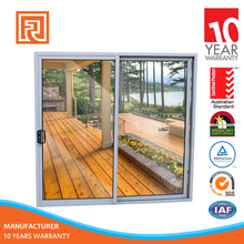 Hot Sale aluminum lowes sliding screen door