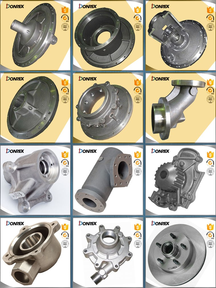 OEM service agricultural machinery casting