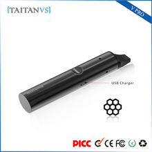 wax atomizer ceramic heating electronic cigarette