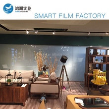 Electronic PDLC switchable magic switchable smart glass film /dimmable smart window tint/privacy pdlc