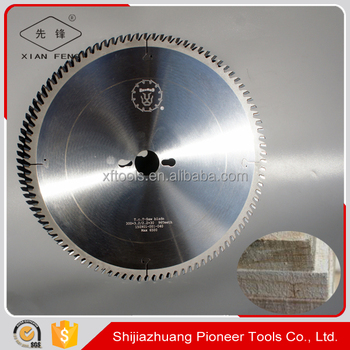 woodworking tools 300mm 96t tct disc saw blade for sawing saw