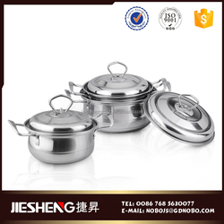 Fast supply speed bulk cheap cookware parts with cover
