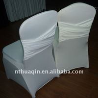 Spandex Chair Cover With X Cross