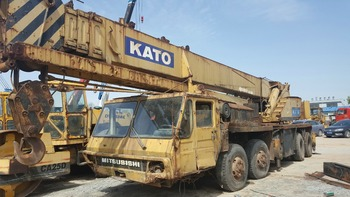 Japan Cheap Mobile Crane Used NK400E 40 Ton Mobile Crane For Sale With Cheap Price