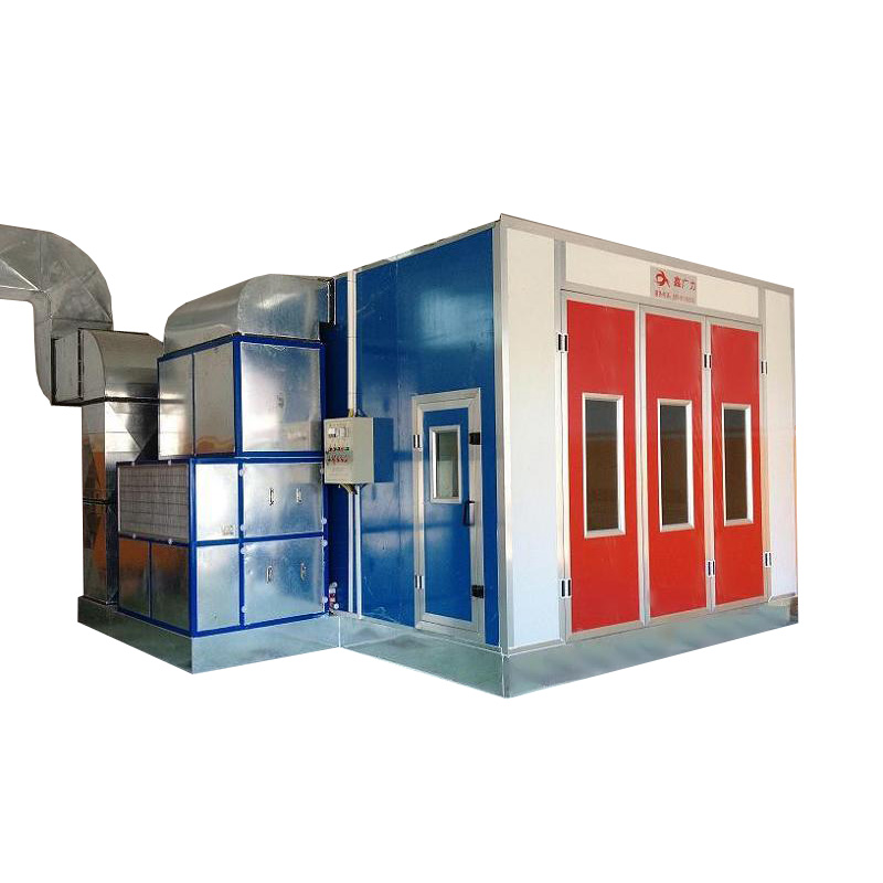 Large Size Auto Spray Paint Booth (CE approved)