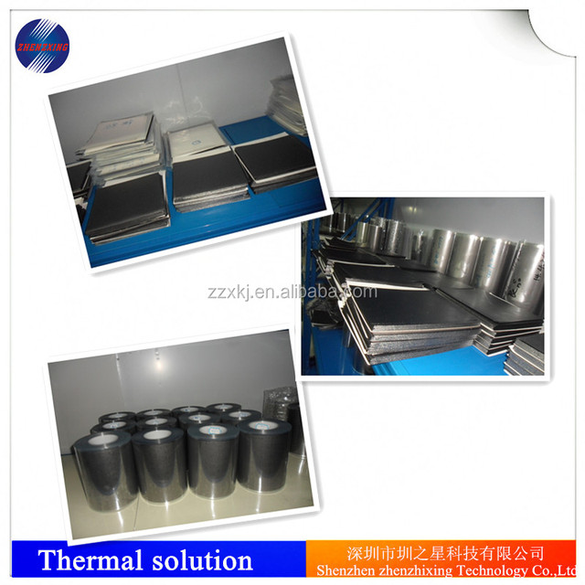 synthetical pyrolytic graphite sheet film (PGS)