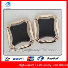 YX4412 Fancy Square Design Metal Decorative Clothing Snaps