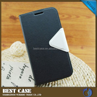 2015 new arrival PU flip leather case for Alcatel One Touch Pop C7 Mobile Phone Cover made in china