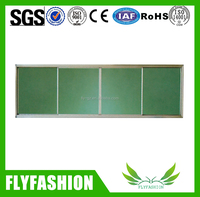School Green board White board Writing Board Sliding Blackboard for sale