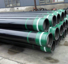 7 Inch Hot Rolled Oil Well Api 5ct Steel Casing Pipe