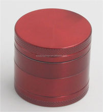 Smoking Dogo High Quality Tobacco Herb Grinder 3, 4 and 5 Layers Diameter 40mm Zinc Grinder Tobacco