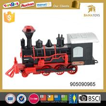 Free shipping Best quality safe electric toy train sets