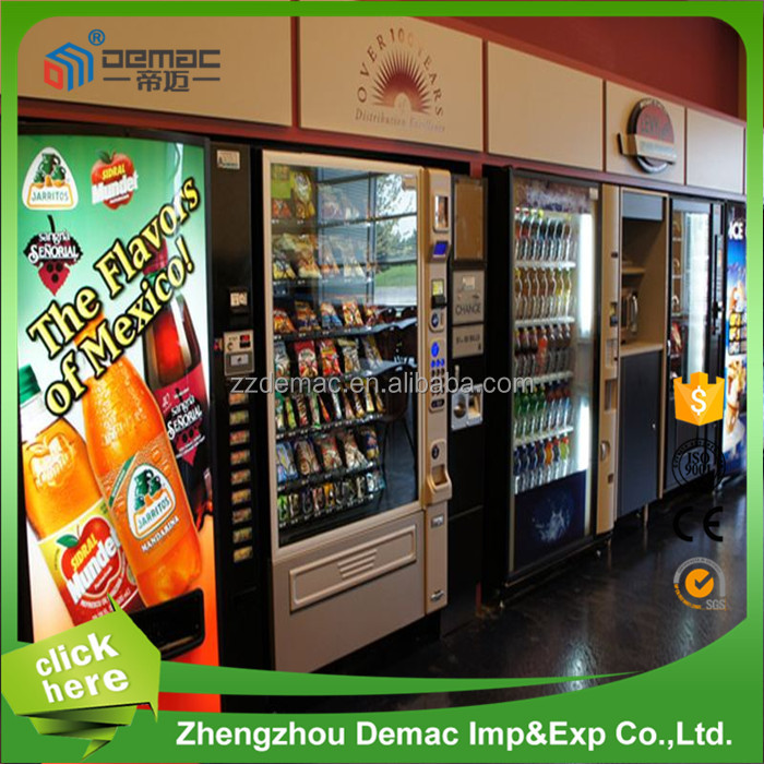 Espresso coffee vending machine/ slush vending machine/ vending machine for hotel