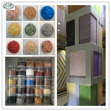 Decorative Concrete Epoxy Colour Chips Flakes for Floor Epoxy Paint