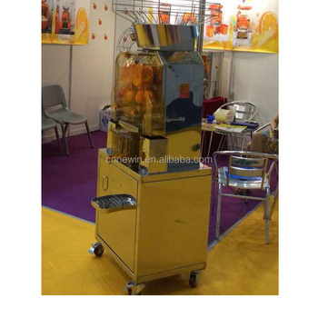 Best Industrial Electric Fresh Automatic Orange juice Extractor machine