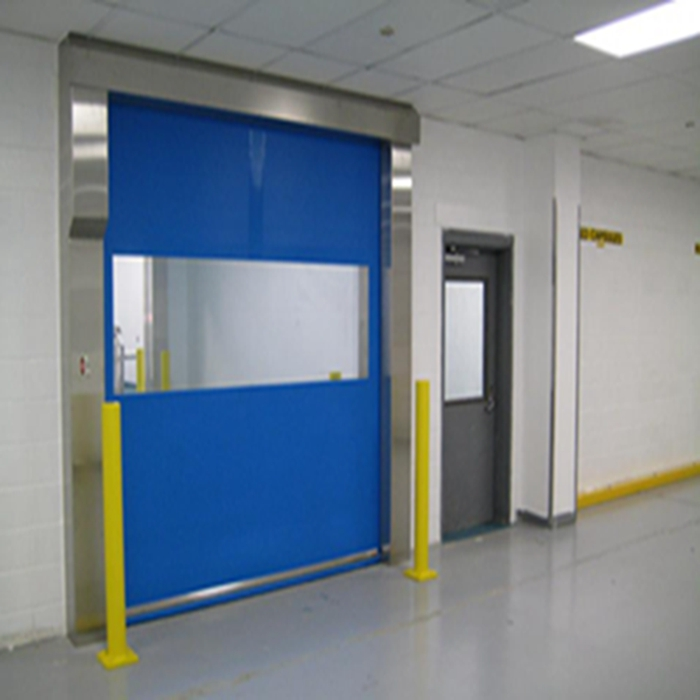 china supplier Commercial automatic high speed roller shutter door