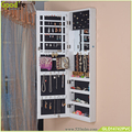 china manufacturer wood stand wall mounted jewelry cabinet