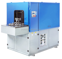 YS300-2H hand feeding preform automatic blow moulding machine from chinese supplier