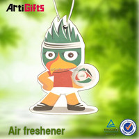 Made in china absorbent perfume scented high quality paper air freshener