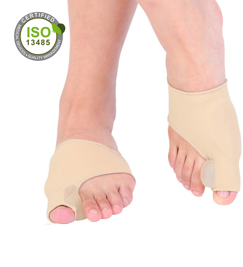 Hallux Valgus Brace Big Toe Orthopedic Correction Socks Toes Separator Feet <strong>Care</strong> Bone Thumb Adjuster Correction Pedicure Socks