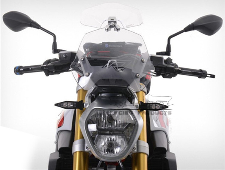 SLG-BM001+BM002 F800R Motorcycle F800GS Signal Indicator Light Cover Protector R1200GS ADV