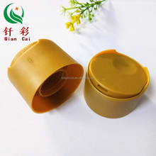 2017 popular baby wash press cap cosmetic packing 24-410 colorful cap pp plastic cap