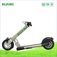 2015 dat-n1 electric scooter folding scooter four wheel stand up electric scooter 4 wheel
