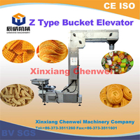 Large Capacity Industrial Vertical Chain Bucket Elevator